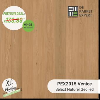 PEX2015 Venice Select Naturel Geolied
