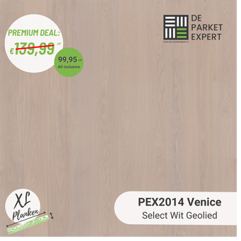 PEX2014 Venice Select Wit Geolied