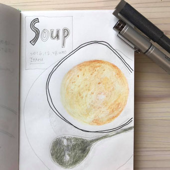 soup (2016.12.28WED)