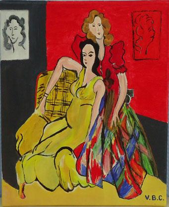 inspiration de Matisse