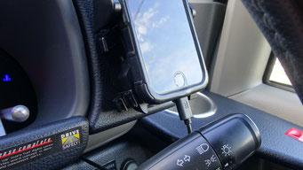 39:VINDER充電機能追加(iphone5以降対応)