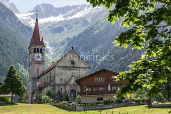 Kirche Göschenen