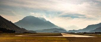 Flugplatz Samaden