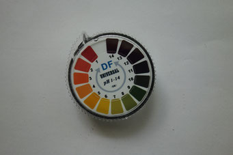 Universalindikatorpapier (pH 1...11)