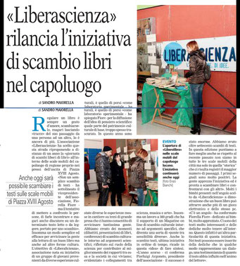 La Gazzetta del Mezzogiorno, 6 gennaio 2012