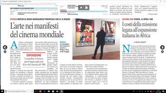 Gazzetta del Mezzogiorno, 22 aprile 2018