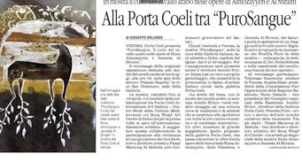 Il Quotidiano della Basilicata, 21 marzo 2015