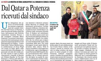 La Gazzetta del Mezzogiorno, 24 marzo 2015