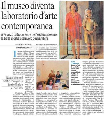 Gazzetta del Mezzogiorno 05 luglio 2010