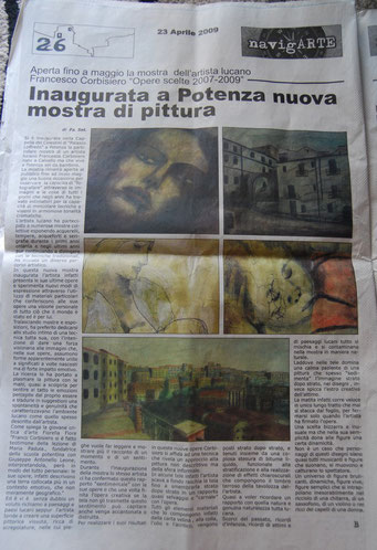 Borgosera, 23 aprile 2009