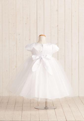 白 ドレス