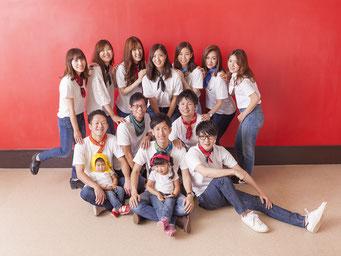 クラスメイト 記念写真