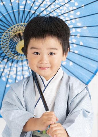 七五三 3歳 袴