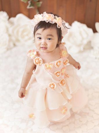 1歳 ドレス