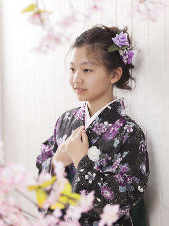 卒業 袴レンタル