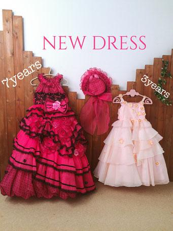 七五三 ドレス