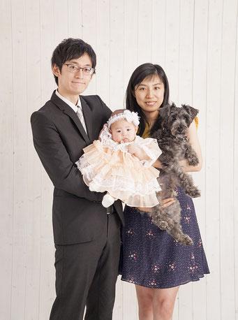 百日 家族
