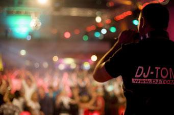 DJ Tomix Ü30 Party Landshut