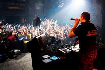 DJ Tomix Klause Arena Reutte