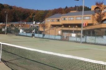 12月7日(月)、テニス練習