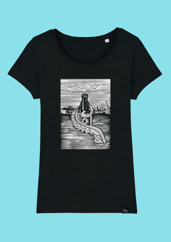 Pulpo Harbour - Women's T-Shirt