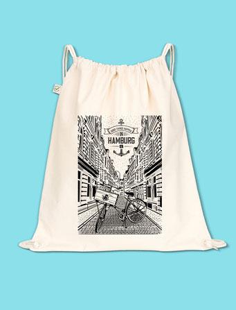 BeckStrasse - Drawstring Bag