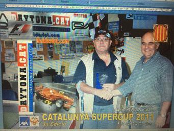 F1 CAT 2011 - Campió JOAQUIM LLINÀS GIRALT