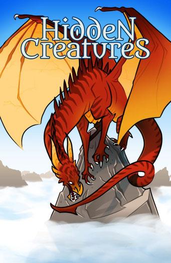 Nature.Impulse - Hidden Creatures Geocaching Summer Challenge Souvenir Dragon