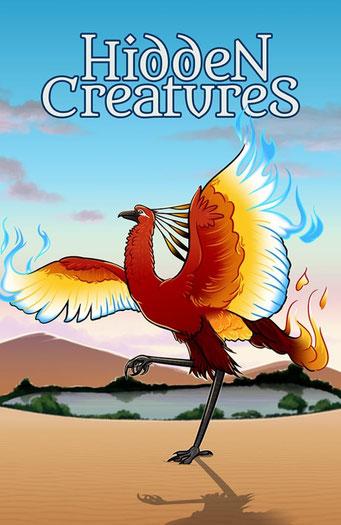 Nature.Impulse - Hidden Creatures Geocaching Summer Challenge Souvenir Phoenix