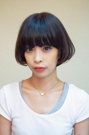 hair   TAMURA   make  FUTAMI