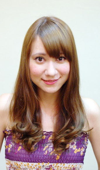 hair   TAMURA   make  OTOMO