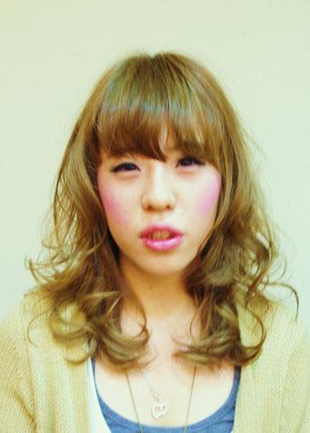 hair   TAMURA   make  SATOU