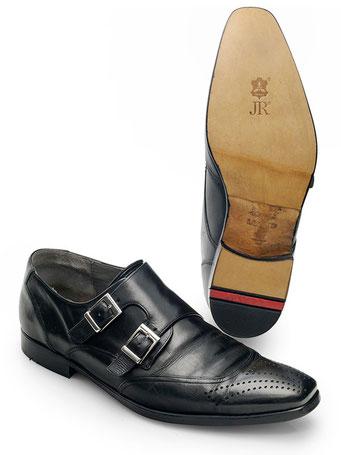 LLOYD-Schuh mit Original LLOYD-Leder/Gummiabsatz und Ledersohle Rendenbach