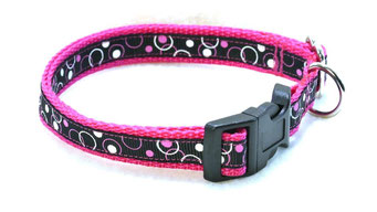 Hundehalsband Hund Halsband Gurtband Borte Webband Alu Steckschließe Handarbeit Pinterest Dawanda Handarbeit DIY Kosmos