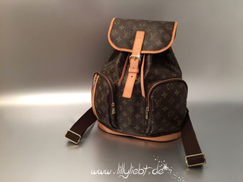 Louis Vuitton Monogram Canvas Bosphore Rucksack