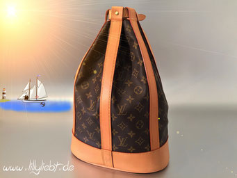 Louis Vuitton Monogram Canvas Petit Randonnee