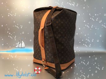 Louis Vuitton Monogram Canvas Sac Marin
