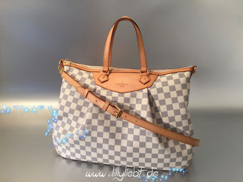 Louis Vuitton Damier Azur Siracusa GM