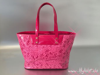Louis Vuitton Cosmic Blossom Tote Pm in Pink