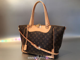 Louis Vuitton Monogram Canvas Estrela NM in VVN-Leder