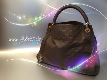 Louis Vuitton Monogram Empreinte Artsy MM in Ombre
