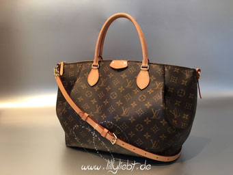 Louis Vuitton Monogram Canvas Turenne GM