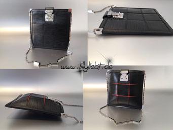 Louis Vuitton Epi Stretch Mohito in Schwarz