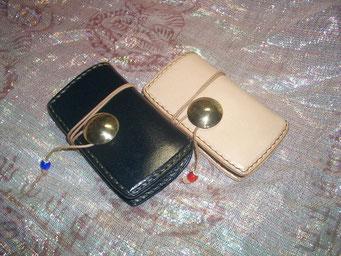ロングウォレット モチーフ   12×7cm ミニ財布