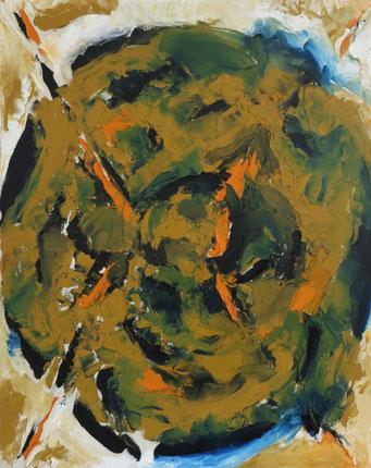 Titel: Abstractum, Maße: 100x80cm, Jahr: 2003