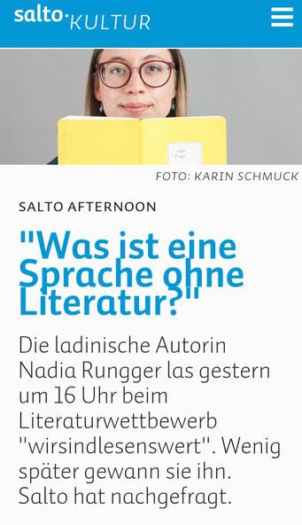 Salto Kultur | Martin Hanni