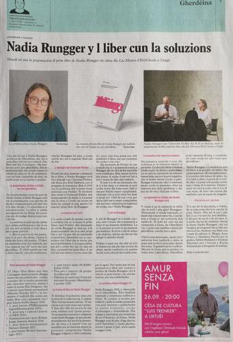 La Usc di Ladins | Julia Lardschneider