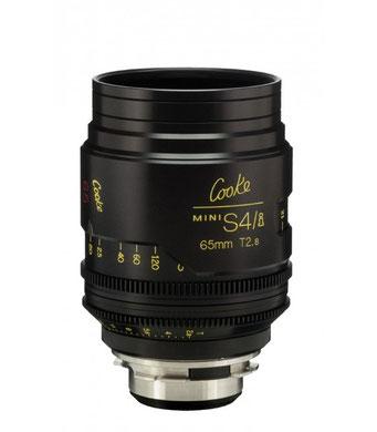Puhlmann Cine GmbH - Cooke mini S4/i Prime Lenses