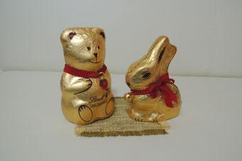 セルジオさんから かわいいチョコのお土産いただきました