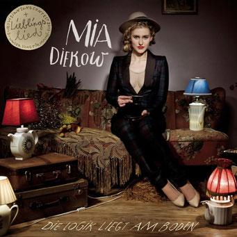 """Mia Diekow """"Die Logik liegt am Boden"""""""